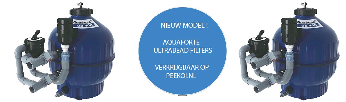 Aquaforte Ultrabead UB Nieuw Model
