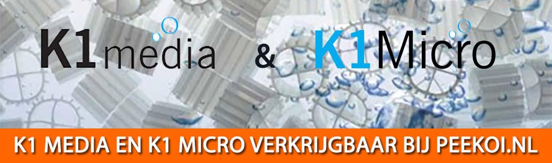 Evolution Aqua Kaldness K1 en K1 Micro