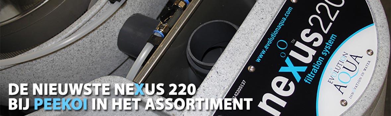Nexus 220 Filter Evolution Aqua
