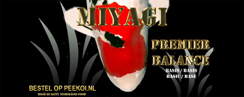 Miyagi Premier Balance | Miyagi Nishikigoi Food