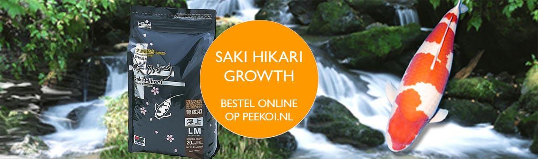 Saki Hikari Growth Bestel Online