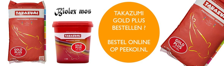 Takazumi Gold Plus met Biolex-Mos Bestellen