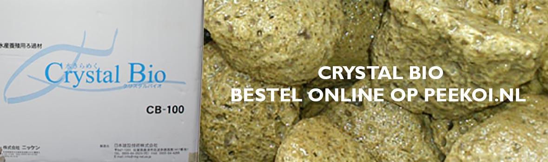 Crystal Bio filtermateriaal online