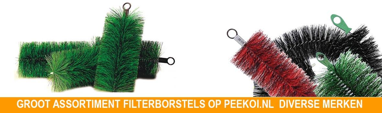 filterborstels online bestellen