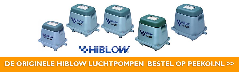 HiBlow Luchtpompen